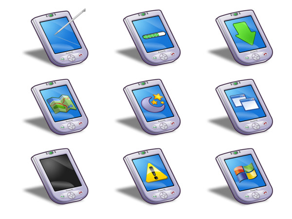 Link toPocket pc icon transparent png