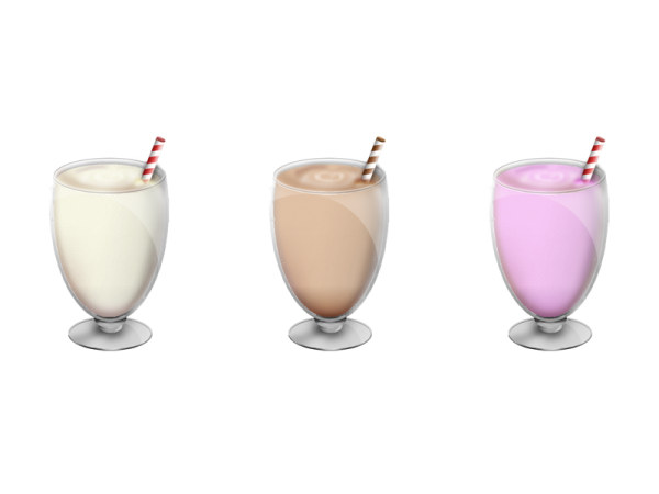 Link toDairy products, beverages icon png