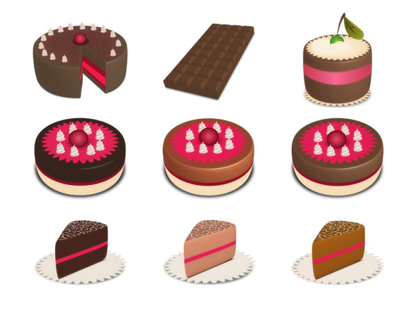 Link toChocolate cake icon