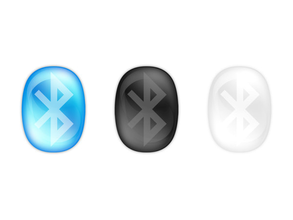 Crystal Bluetooth icon png