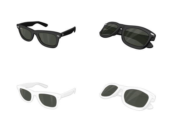 Link toTrend glasses icon png
