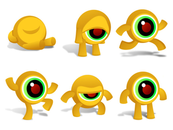 Link toCrazy big eyes computer icon png