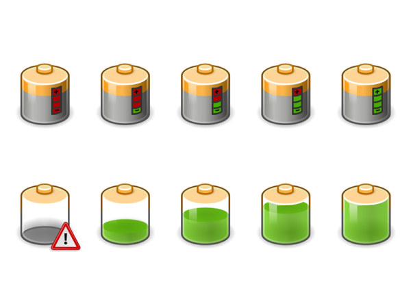 Link toLaptop battery status icon png