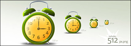 Link toBeautiful clock icons png