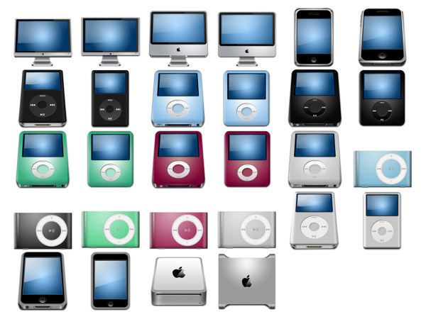 Png icon Apple products