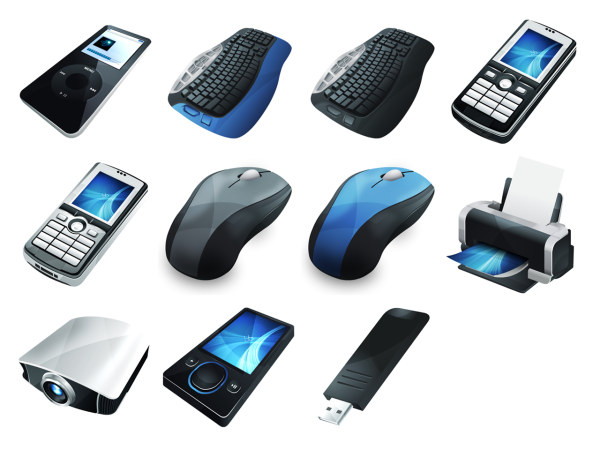 Link toBlue-gray icons png computer peripherals
