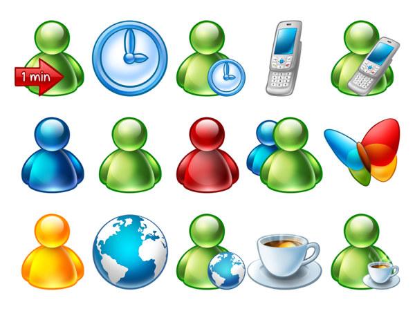 Link toBeautiful msn icon png