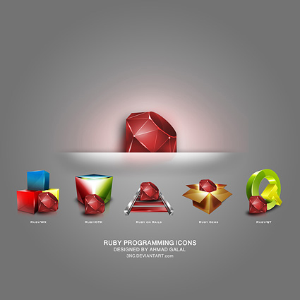 Link toCool ruby program icons (png)