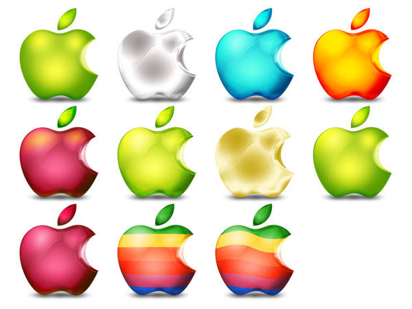 Cool Apple icon png (attached wallpaper download)