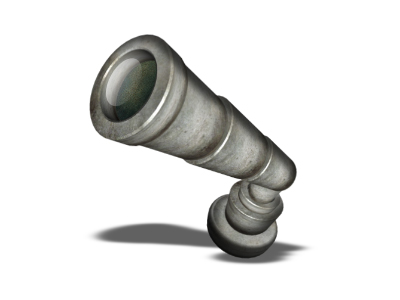Link toBarreled telescope icon png