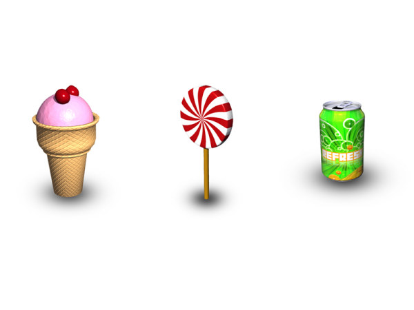 Link toIce-cream soda lollipop icon png