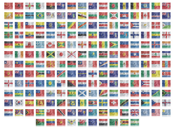 Link toElegant silk texture transparent png states flag icon