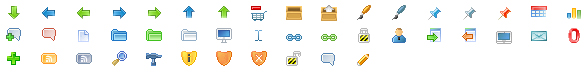 Link toMicroblog web design commonly used small icon gif