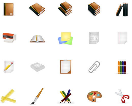 Link toStationery png icon