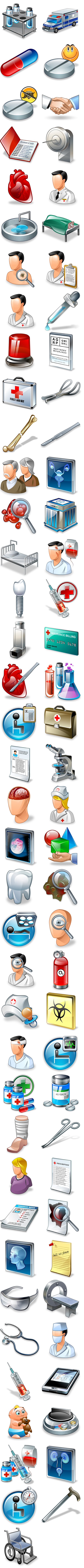 Medical and related articles Series icon