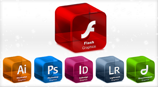 Link toCube adobe series software png icon