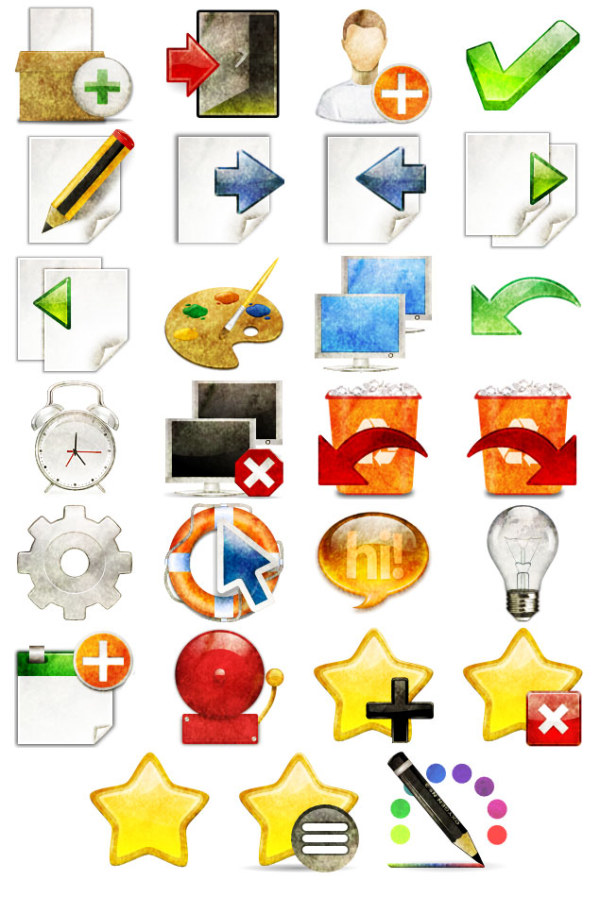 Link toPng personalized desktop icon