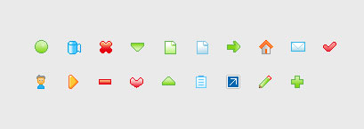Link toWeb design small icons gif