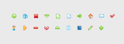 Gif web design small icon