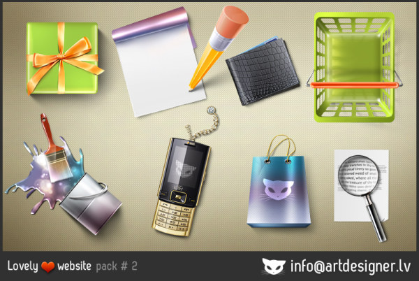 Link toLovely_website_icons_pack_2