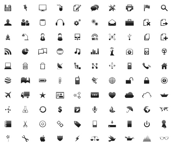 Link to100 icon web design icon png