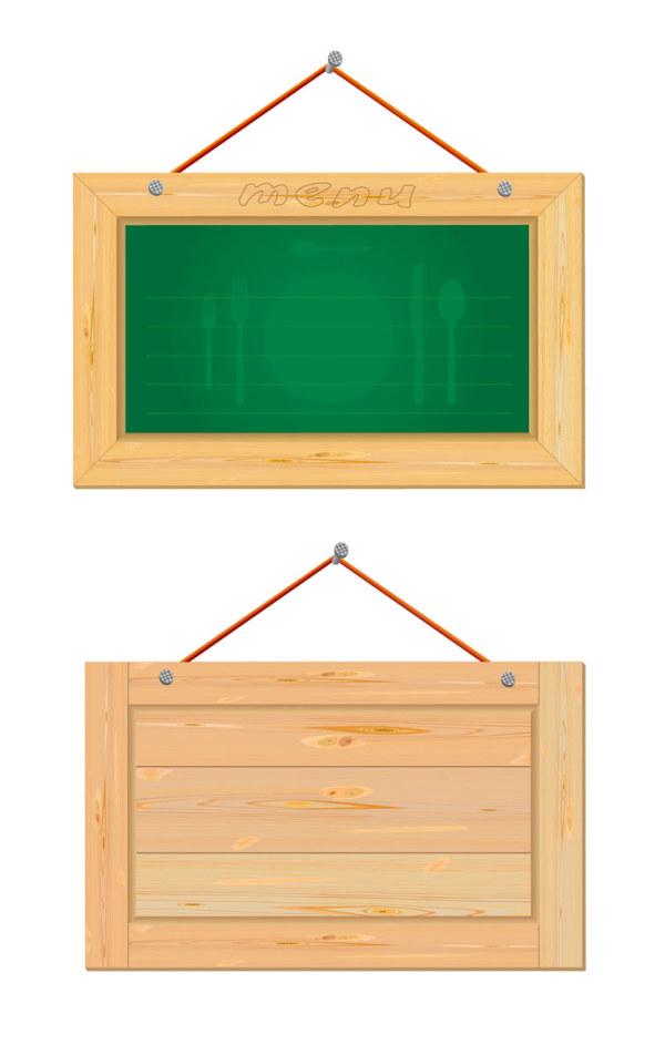vector board bulletin board material download free vector