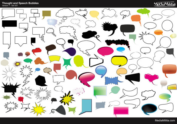 The 104 paragraph sessions bubble vector material