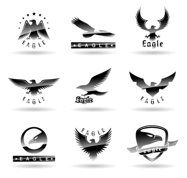 Exquisite the icon design 07 - vector material