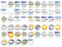 -7 Weather icon png