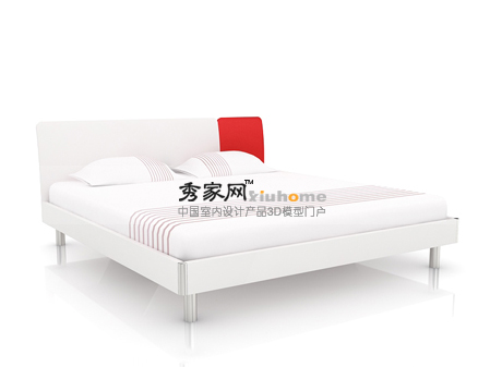 DIMASY Furniture double bed