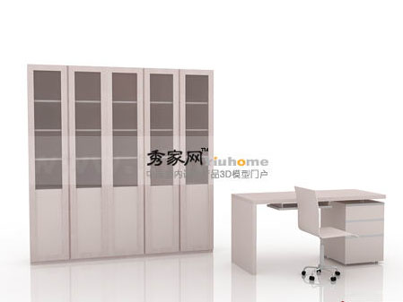 Red apple furniture combination bookcase furniture