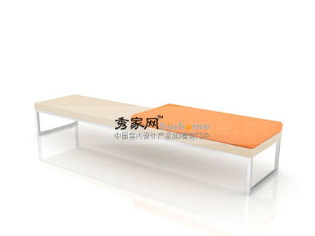 Natleer furniture bed bench
