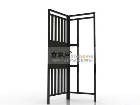 Styledwood furniture folding screen
