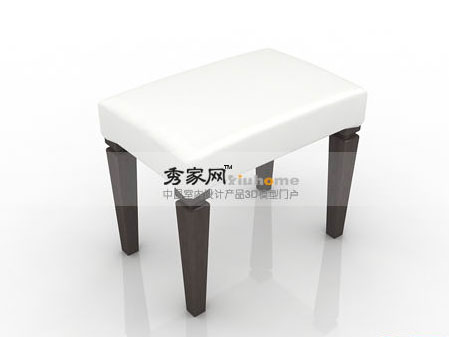 Styledwood furniture make-up stool