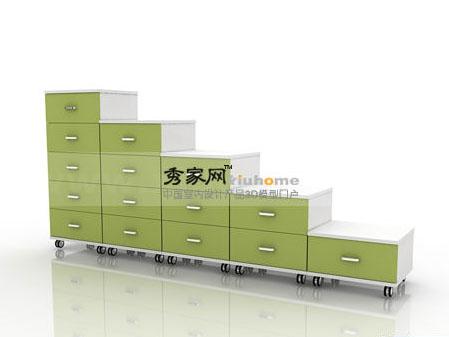 Future window furniture drawer cabinet