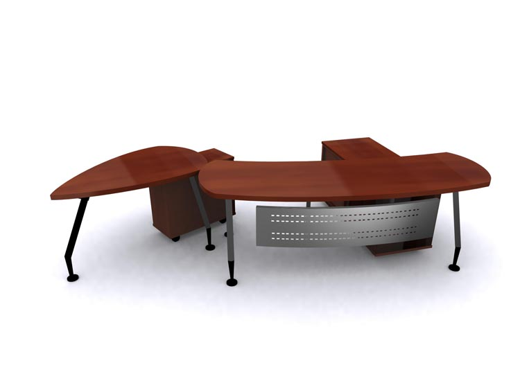 Group into furniture,desk, furniture, tables, model