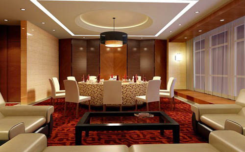 Dining rooms -1, restaurants, hotels, commercial space, mode