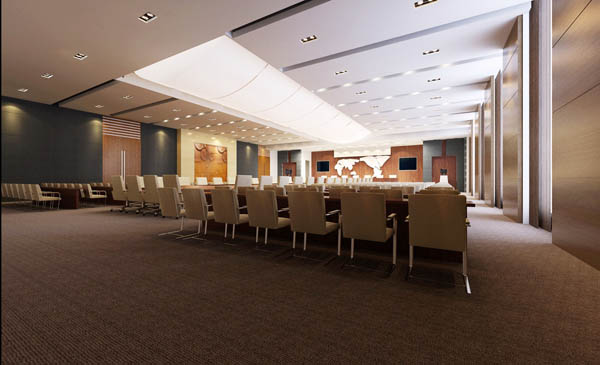 Multi-function hall-3, hall, meeting rooms, commercial space