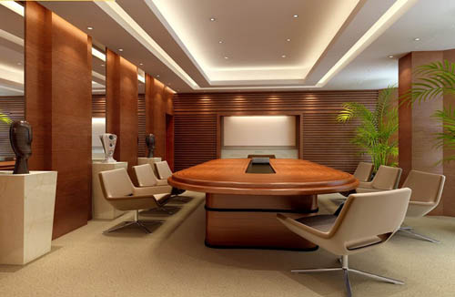 Meeting rooms -5, offices, rooms, commercial space, model