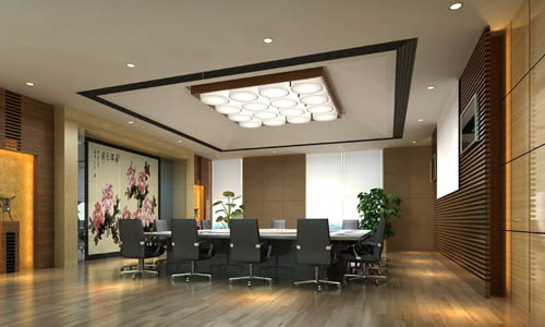 Meeting rooms -6, offices, rooms, commercial space, model