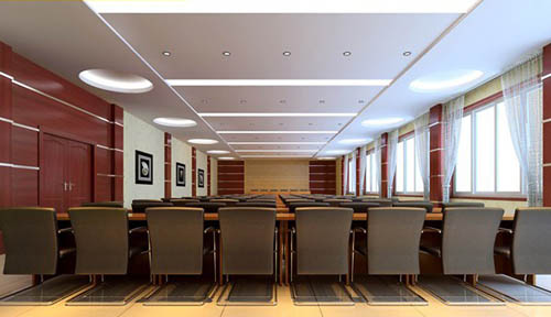 Meeting rooms -2, offices, rooms, commercial space, model