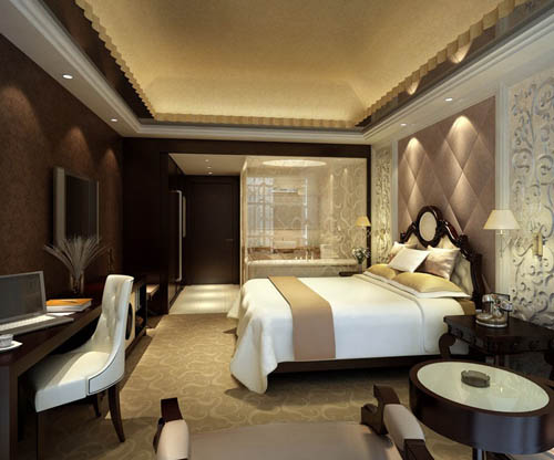 Link toHotel rooms -3, housing,, bedroom, commercial space, model