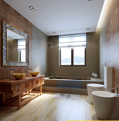 Link toToilet, chinese, home improvement, bathroom, bathtub, indoor