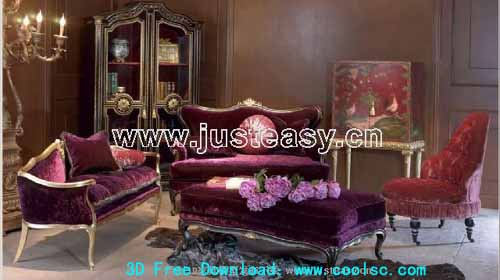Low-key style -1, luxury sofa combination, furniture, sofa,