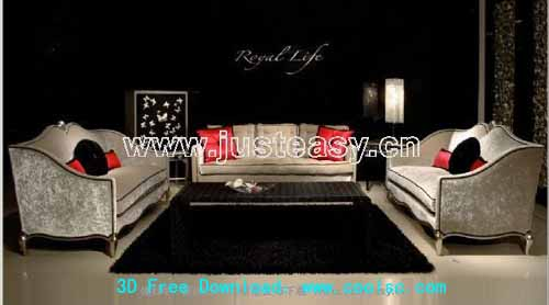 Low-key style -2, luxury sofa combination, furniture, sofa,