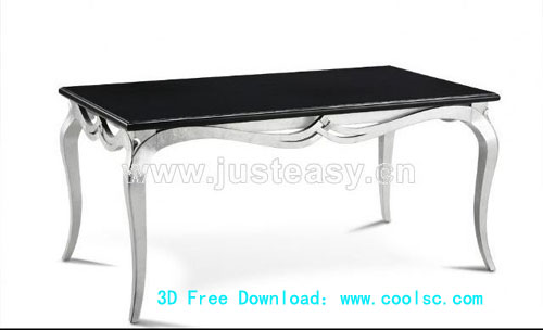 Link toBao yang european neo-classical dining table, desk, furnitur