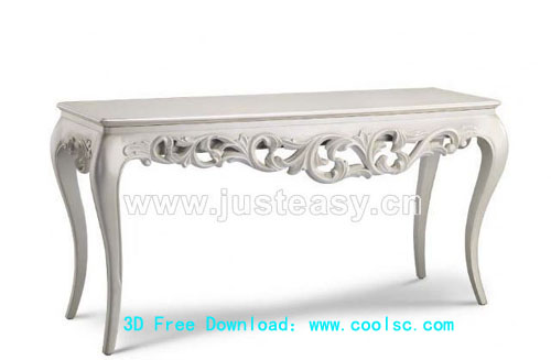 Bao Yang European neoclassical dressing table, dressing tabl