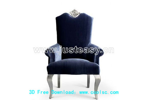 Bao Yang European neo-classical leisure chair, chair, furnit