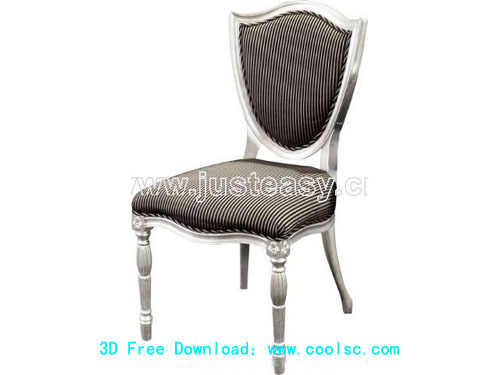 Casa Benny chair, chair, ottoman, furniture, 3D models, mode