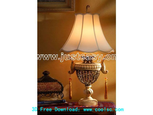 Milano, lamps, table lamps, furniture, 3D models, model down